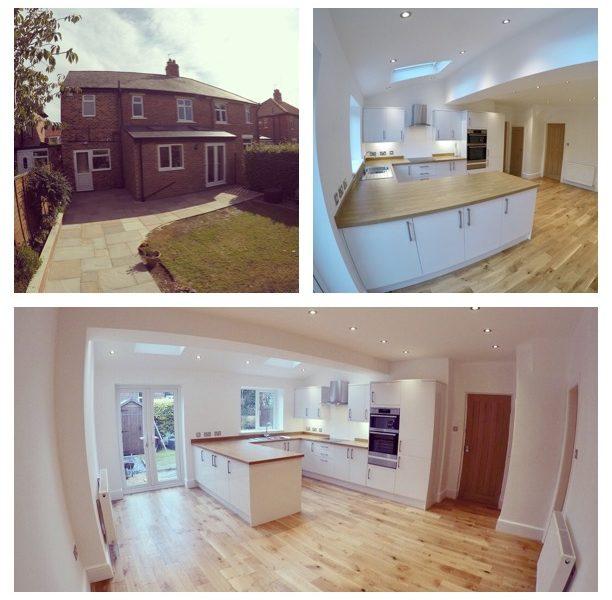 Kitchen Renovation Newcastle: Shaw Home Improvements NE Ltd